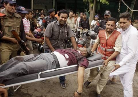 Πακιστάν: Πέντε νεκροί από επίθεση αυτοκτονίας στα βορειοδυτικά
