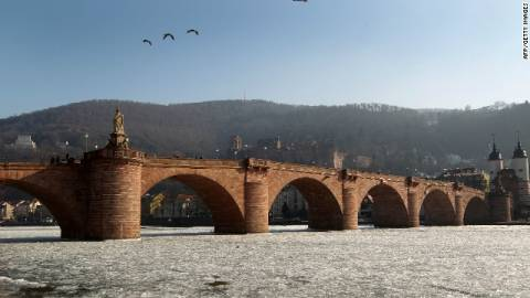 Σλοβακία: 4 εργάτες σκοτώθηκαν από την κατάρρευση γέφυρας