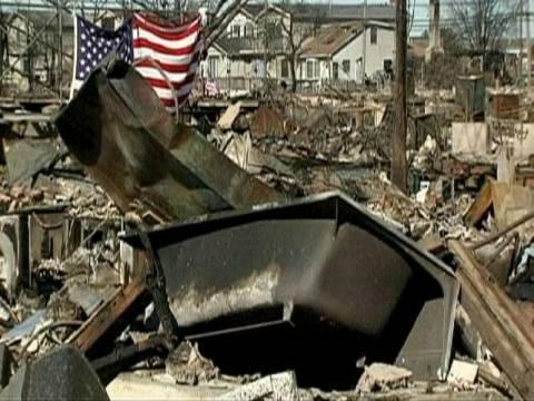 ΗΠΑ: Χιλιάδες άστεγοι στο έλεος του ψύχους λόγω του τυφώνα Σάντι