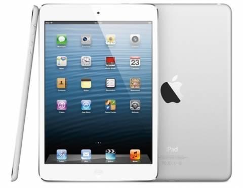 Μειωμένο το ενδιαφέρον για το iPad Mini