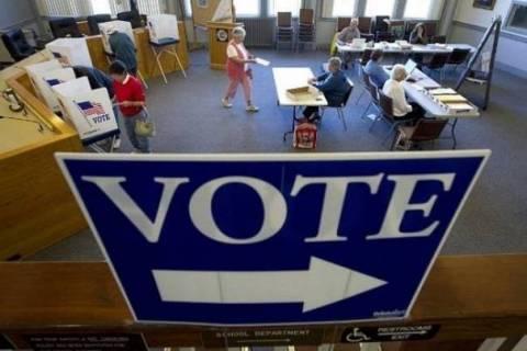 Με προβλήματα οι εκλογές στις περιοχές που «χτύπησε» η Σάντυ