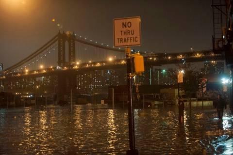 Οι εκλογές φεύγουν και νέα κακοκαιρία έρχεται στη Νέα Υόρκη