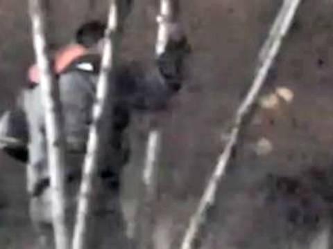 Βίντεο: Ανέβηκαν σε δέντρα για να γιορτάσουν τη νίκη του Ομπάμα