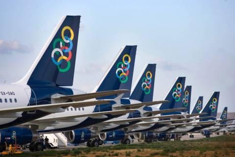 Αλλαγές στις πτήσεις - Στάσεις εργασίας των ελεγκτών