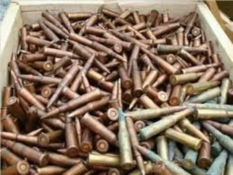 Αναστάτωση στο αεροδρόμιο Χανίων - Βρέθηκε δέμα με 250 σφαίρες