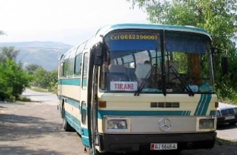 Καταγγελία για Αλβανό οδηγό που έκανε ανθελληνική προπαγάνδα!