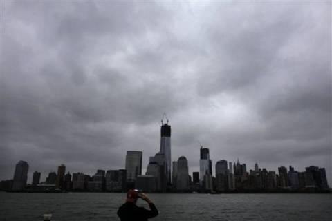 Στην «απομόνωση» Ν.Υόρκη και Ν. Τζέρσεϊ λόγω νέας καταιγίδας