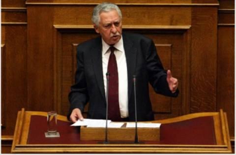 Φ. Κουβέλης: Θα δηλώσουμε  «παρών» στην ψηφοφορία