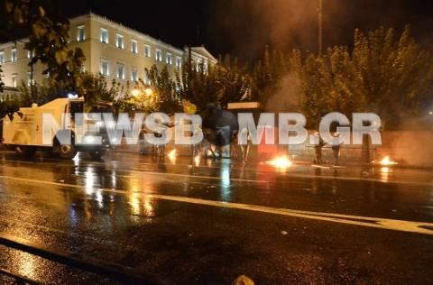 Συλλήψεις και τραυματισμοί στο συλλαλητήριο