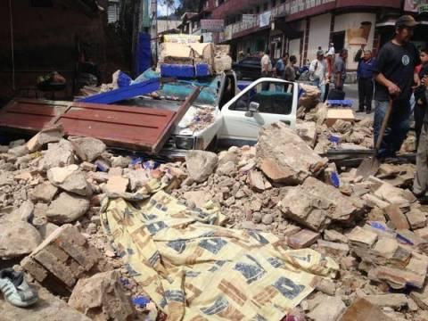 Αυξάνεται ο αριθμός των θυμάτων στη Γουατεμάλα