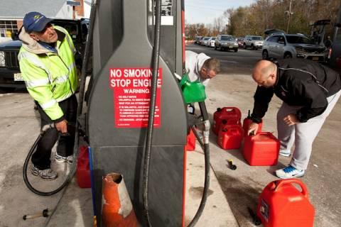 ΗΠΑ: Μένουν από καύσιμα στις βορειοανατολικές πολιτείες