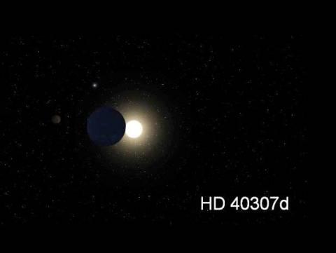 Βίντεο: Ανακαλύφθηκε πλανήτης που μπορεί να φιλοξενήσει ζωή