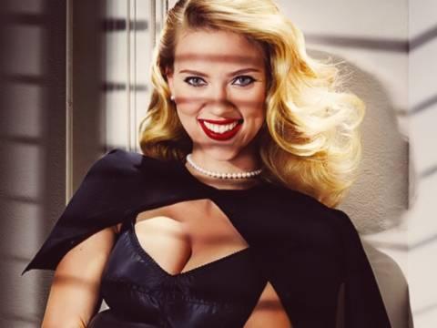 ΔΕΙΤΕ: H Σκάρλετ Γιόχανσον γυμνή στο ντους