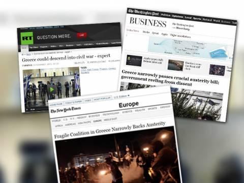 «Η ελληνική κυβέρνηση παραπαίει»