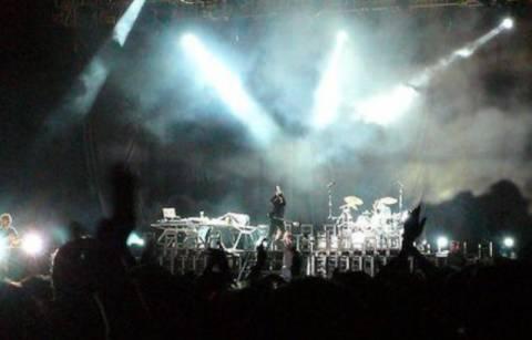Τραγωδία σε συναυλία των Linkin Park