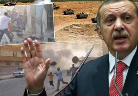 Νέοι τραυματισμοί Τούρκων στα σύνορα με την Συρία - απάντηση με πυρά