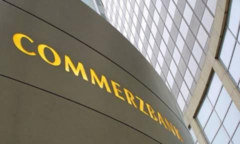 Commerzbank: Δεν είναι βέβαιο ότι η Ελλάδα θα παραμείνει στο ευρώ