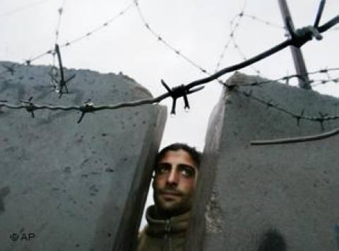 Το τείχος στη Γάζα εμποδίζει και τα άγρια ζώα