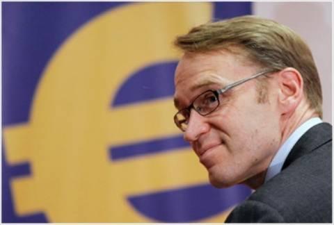 «Όχι» στη διαγραφή του ελληνικού χρέους από τον πρόεδρο της Bundesbank