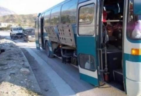 Μετέφεραν ναρκωτικά με το λεωφορείο της γραμμής