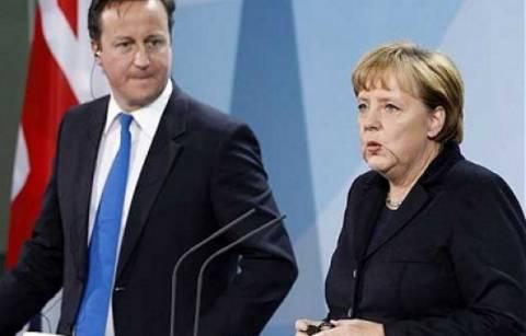 Διαφωνούν Μέρκελ και Κάμερον- Προς ματαίωση η Σύνοδος Κορυφής