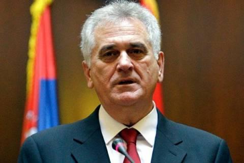 Αισιόδοξος ότι η Ελλάδα θα ξεπεράσει τις δυσκολίες ο σέρβος πρόεδρος