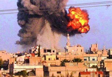 Νέος βομβαρδισμός στα σύνορα Τουρκίας-Συρίας