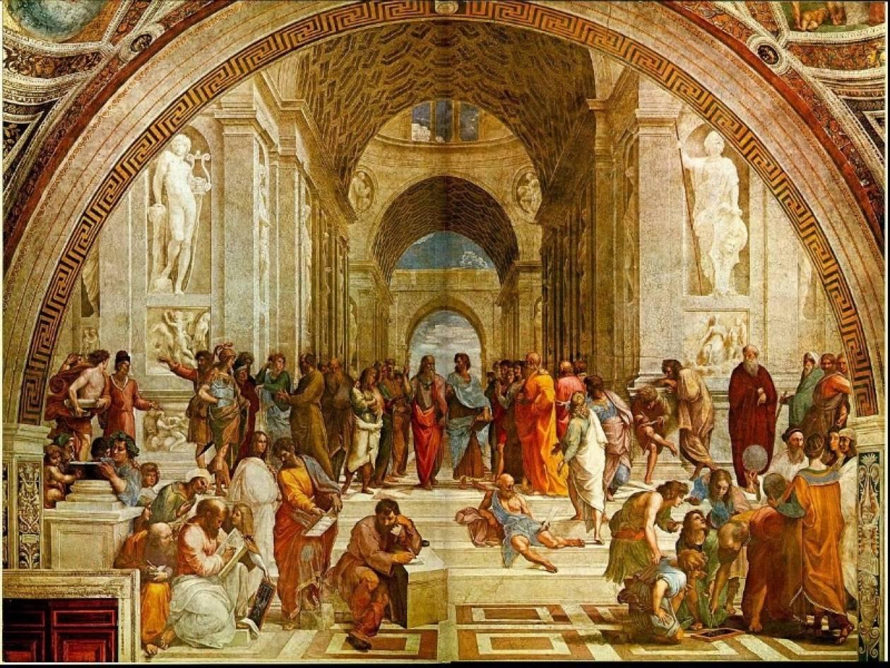 Οι αρχαίοι Έλληνες θα ξεχώριζαν στις μέρες μας λόγω της ευφυϊας τους