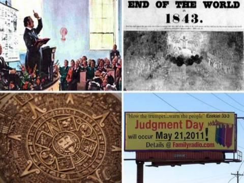 10 προφητείες για το τέλος του κόσμου