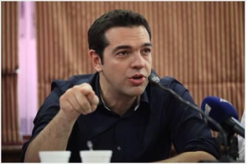 Τσίπρας: Η κυβέρνηση Σαμαρά κρέμεται από μία λεπτή κλωστή