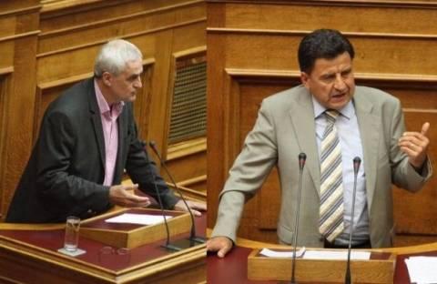 Πολιτική αποδοκιμασία των Bουδούρη και Μουτσινά από την ΔΗΜΑΡ