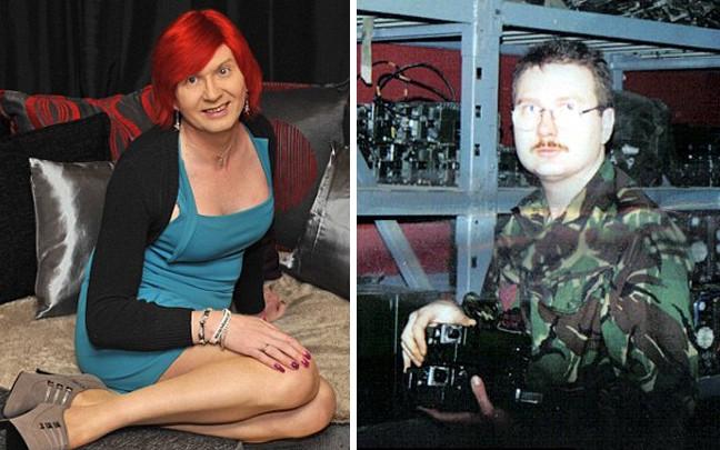 Ο στρατιώτης που έγινε γυναίκα και άνοιξε... βουλκανιζατέρ!