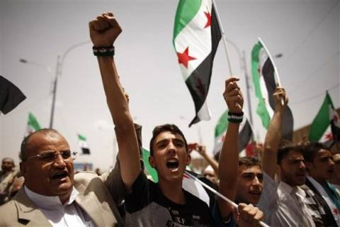 Οι ΗΠΑ αναγνώρισαν εν μέρει τη συριακή αντιπολίτευση