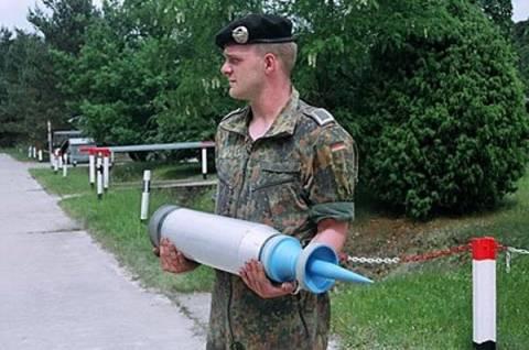 Ο γερμανικός στρατός δαπανά εκατομμύρια για προϊόντα φροντίδας!