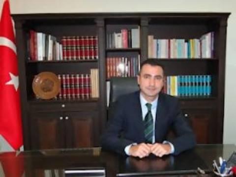 Ο Τούρκος πρόξενος επισκέφτηκε τον Δήμο Μαρώνειας στην Κομοτηνή