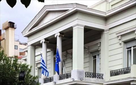 Υπ.Εξ: Ψεύδη των Τούρκων τα περί εκπαίδευσης τρομοκρατών στην Ελλάδα