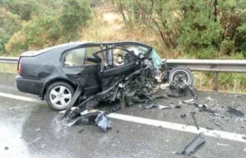Τραγικό δυστύχημα στην Αρκίτσα