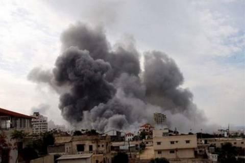 Τρεις νεκροί από ισραηλινή επιδρομή στη Λωρίδα της Γάζας