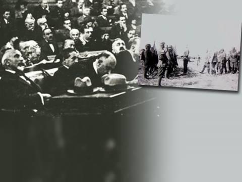 15 Νοεμβρίου: Η εκτέλεση των έξι
