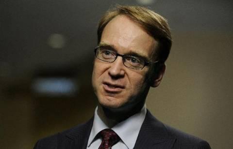 «Αντάρτικο» στη Μέρκελ από τον πρόεδρο της Bundesbank