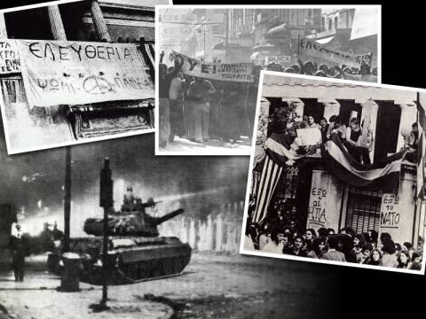 Πολυτεχνείο, 39 χρόνια μετά: Το ιστορικό των γεγονότων