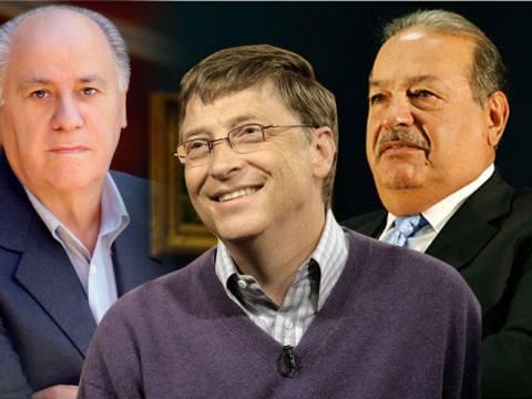 Οι 20 πλουσιότεροι άνθρωποι του κόσμου κατά το Bloomberg