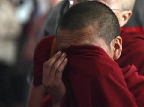 Αυτοπυρπολήθηκε βουδιστής μοναχός