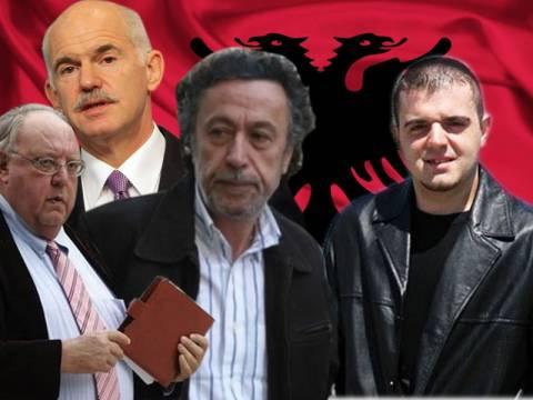 Ο Αλβανός βαφτισιμιός του Τριανταφυλλόπουλου και τα αλβανικά σχέδια
