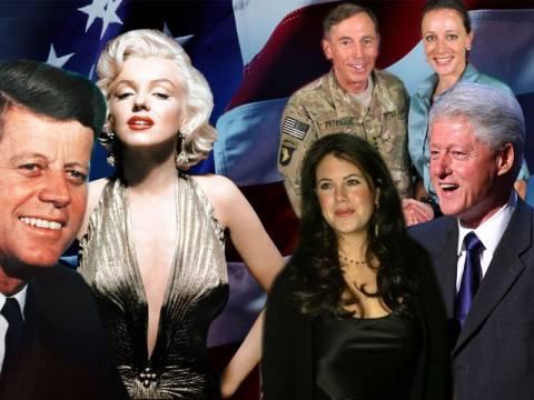 Το Top 5 των Αμερικανών πολιτικών που σκανδάλισαν την κοινή γνώμη