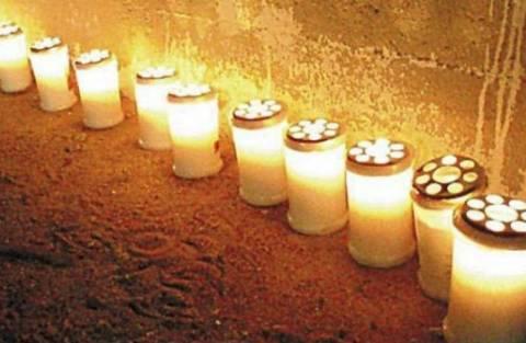 Άναψαν 352 κεριά στη μνήμη των θυμάτων από τροχαία δυστυχήματα