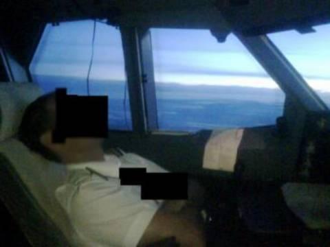 Έρευνα-σοκ: 1 στους 3 πιλότους κοιμάται εν ώρα πτήσης!