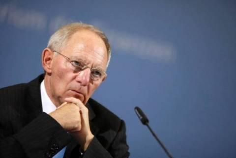 Σόιμπλε: Η κατάρρευση της Ελλάδας θα μας κατέστρεφε