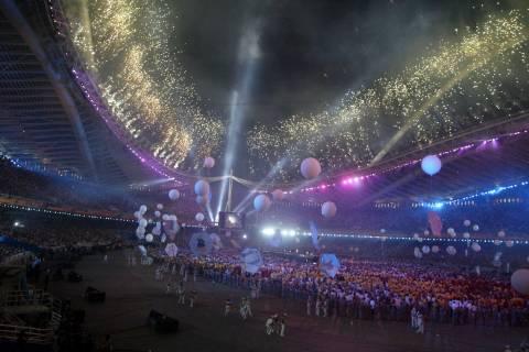 Δείτε πόσο κόστισαν οι Ολυμπιακοί Αγώνες του 2004 στην Ελλάδα