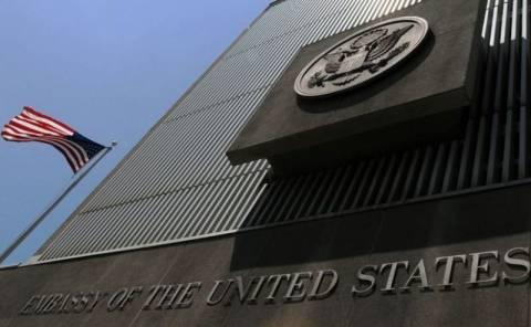 Επίθεση σε φρουρό της αμερικανικής πρεσβείας στο Τελ Αβίβ